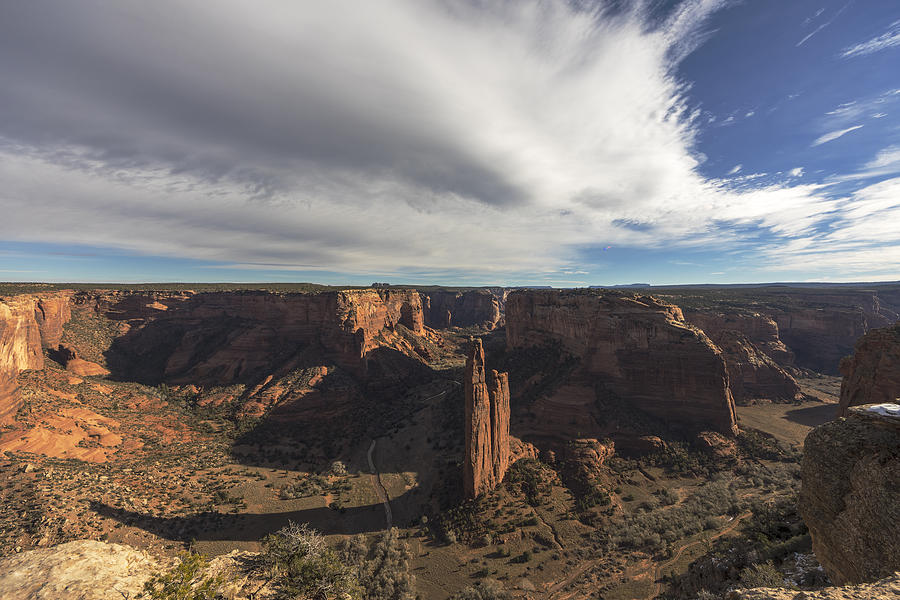 Canyon De Chelly Photograph - Canyon De Chelly by Mike Herdering
