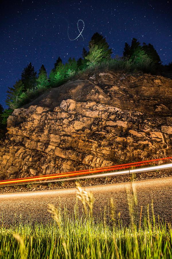 Landscape Photograph - Canyon Flight Path by TiiLT Imagewerks