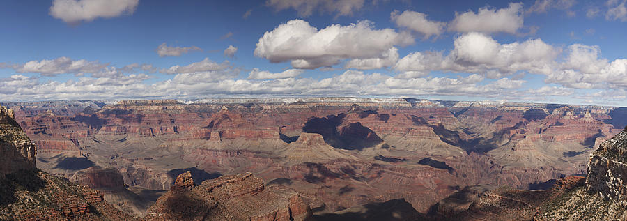 Grand Canyon Photograph - Canyon Of Canyons by Tony Santo
