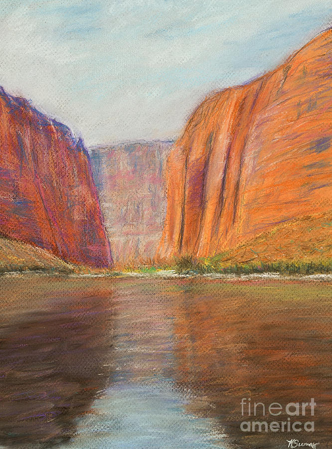 Canyon River Passage by Kate Sumners