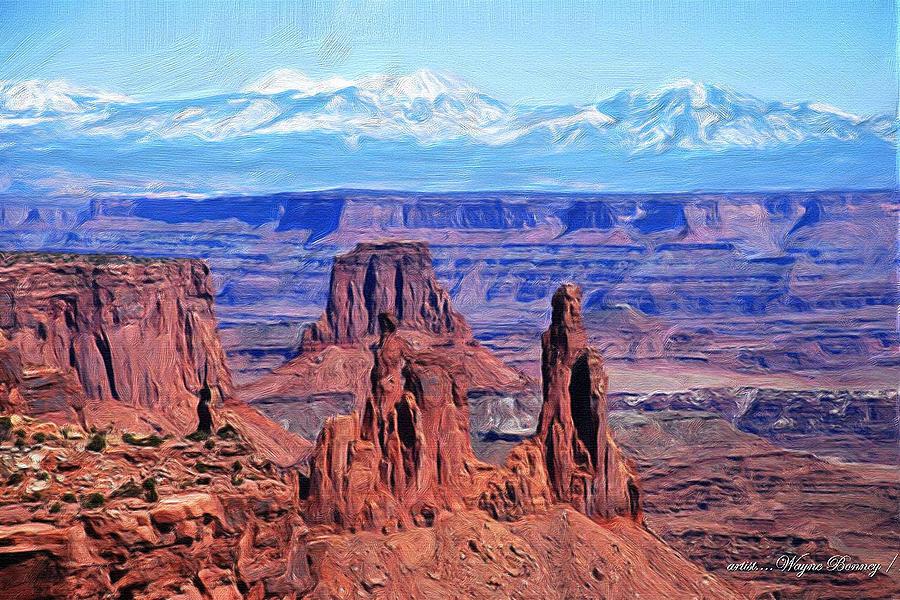 Canyonlands by Wayne Bonney