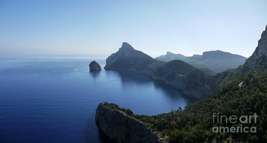 Majorca Photograph - Cap De Formentor by John Chatterley