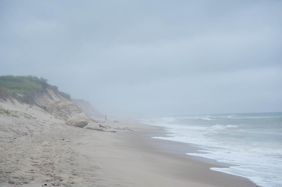 Beach Photograph - Cape Cod Coast by Zina Zinchik