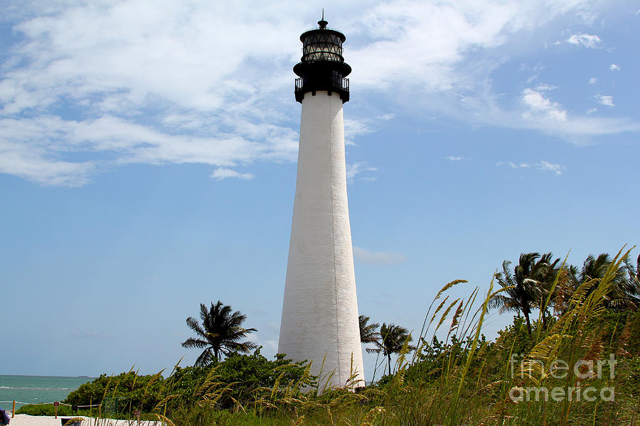 Key Biscayne Photograph - Cape Forida by Carey Chen