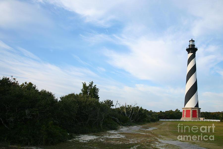 America Photograph - Cape Hatteras Lighthouse by Suzi Nelson