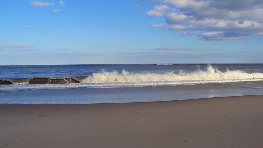 Beach Photograph - Cape Henlopen 10 by Cynthia Harvey