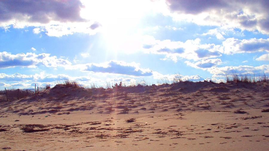 Beach Photograph - Cape Henlopen 11 by Cynthia Harvey
