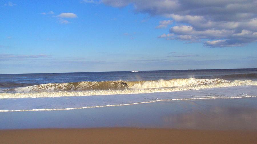 Beach Photograph - Cape Henlopen 7 by Cynthia Harvey