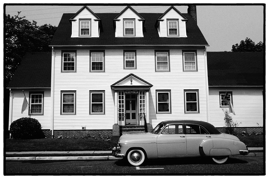 1950 Photograph - Cape May Anno 1950 by George Oze