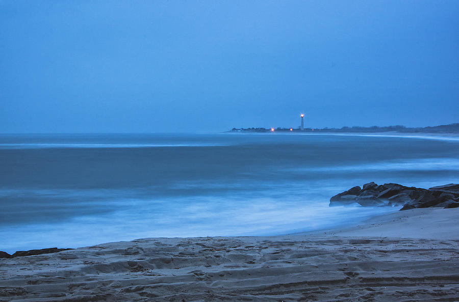 Cape May Cove At Dawn Photograph By Tom Singleton