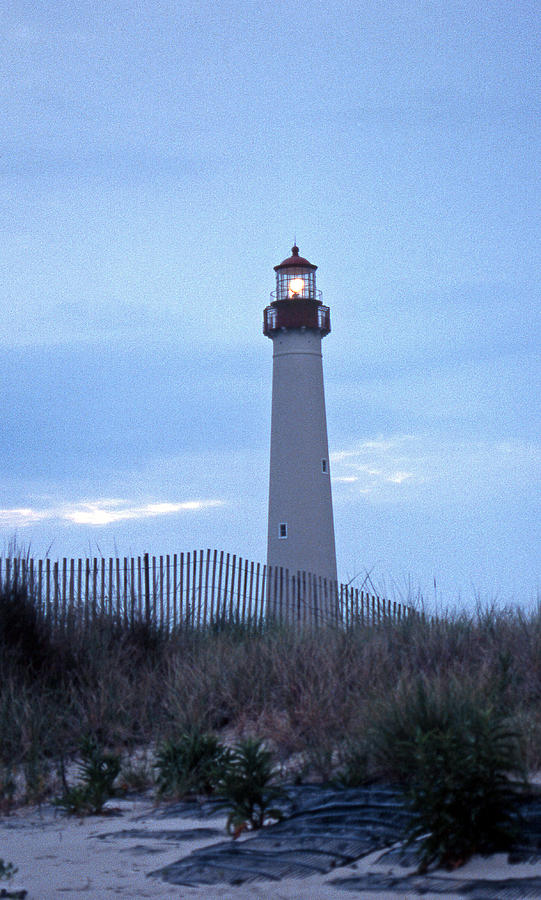 Cape May Photograph - Cape May Evening by Skip Willits