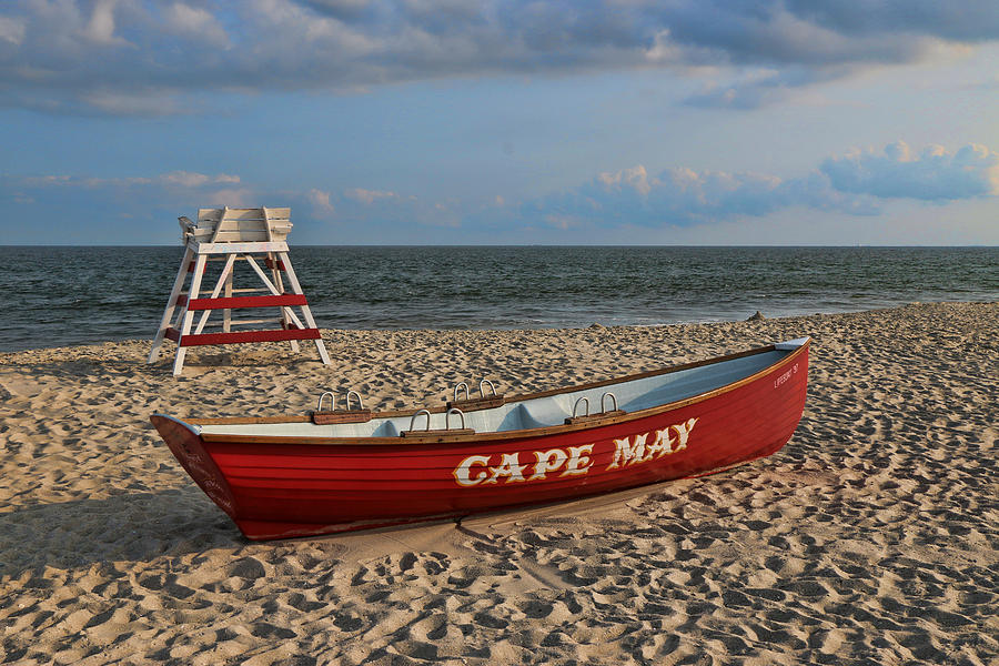 Image result for cape may boat