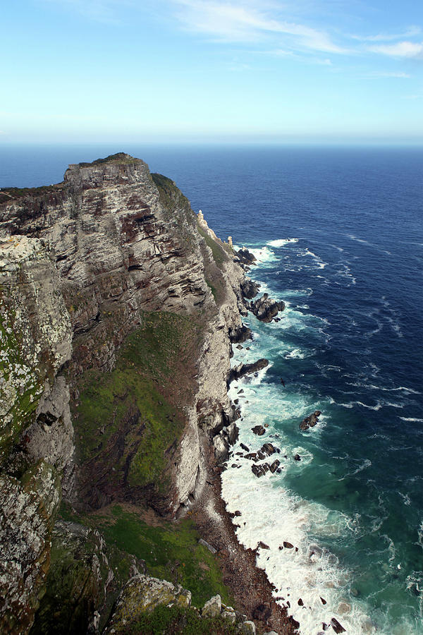 Cape Point South Africa Photograph by Jurgar