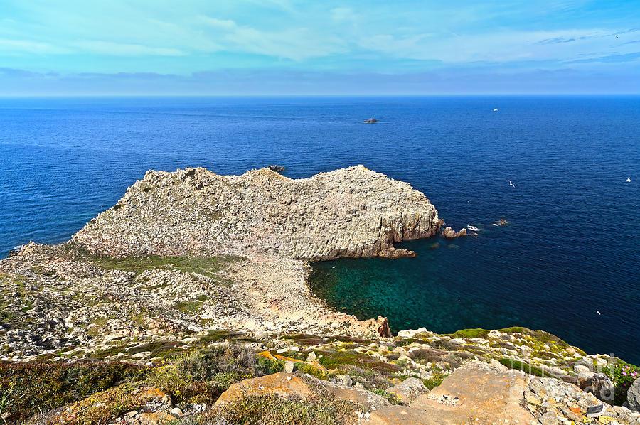 Cape Sandalo In Carloforte Photograph by Antonio Scarpi