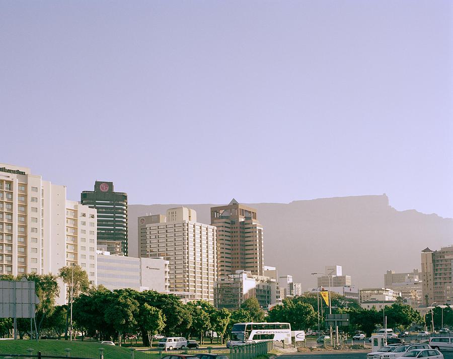 Cape Town Photograph - Cape Town by Shaun Higson