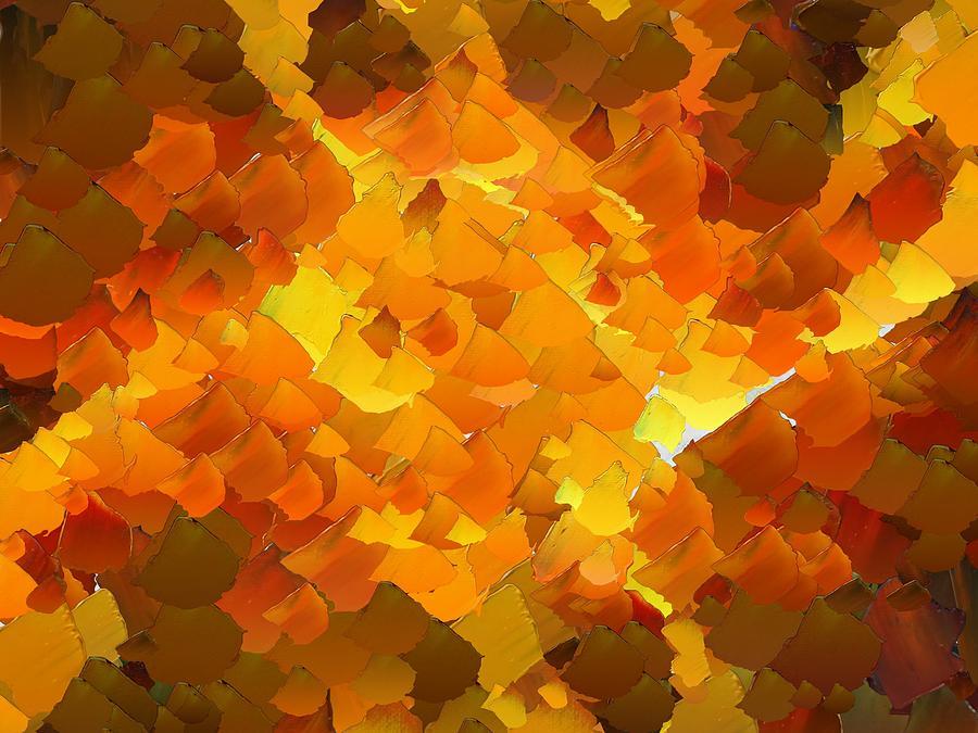 Digital Digital Art - Capixart Abstract 101 by Chris Axford