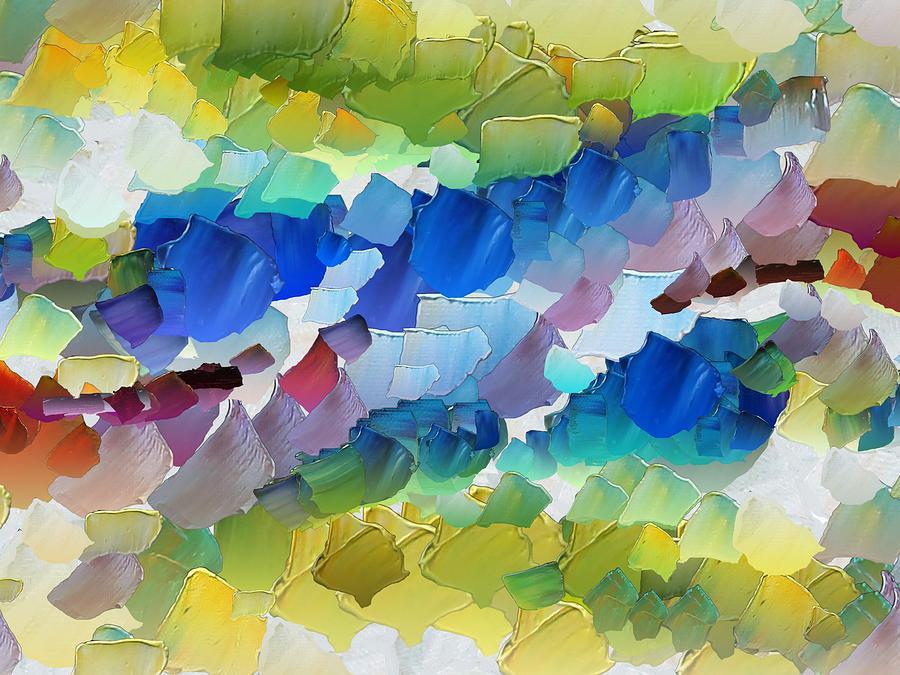 Digital Digital Art - Capixart Abstract 115 by Chris Axford