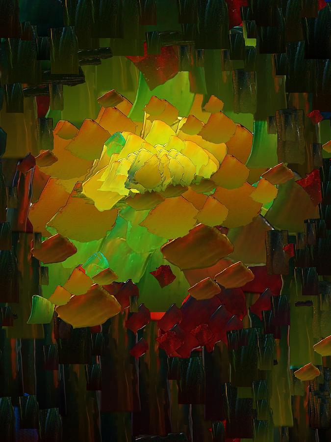 Digital Digital Art - Capixart Abstract 83 by Chris Axford