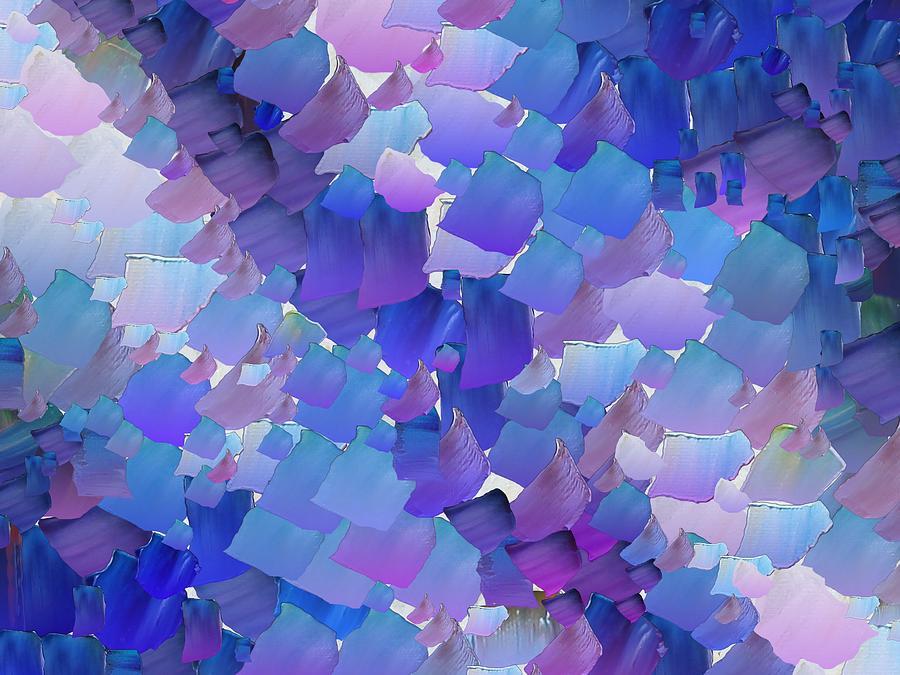 Digital Digital Art - Capixart Abstract 92 by Chris Axford