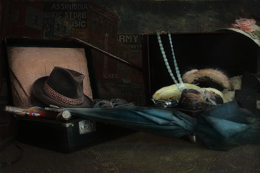 Capone Photograph