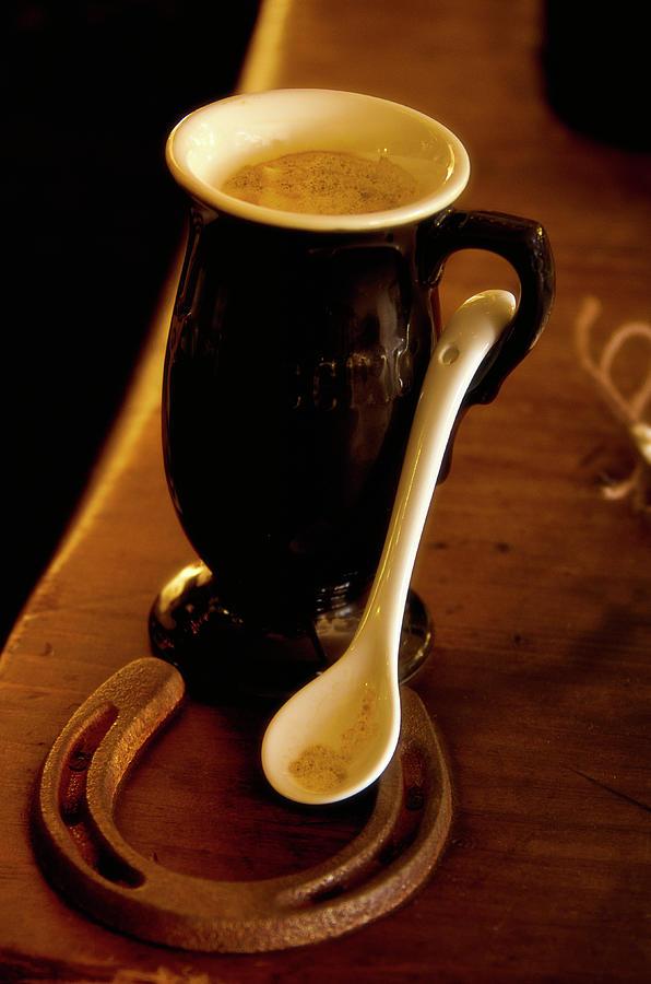 Cappuccino Photograph by Cassp