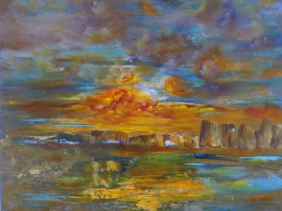 Capricious Painting