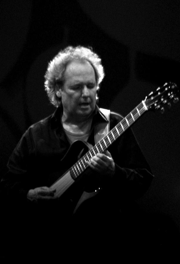 Lee Ritenour Photograph - Captain Fingers by Achmad Bachtiar