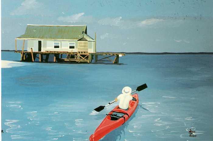 Captiva Island Painting by David Ellis