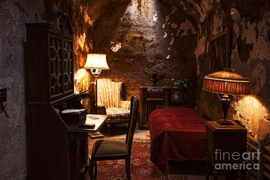 Al Capone Photograph - Captive Luxury by Andrew Paranavitana