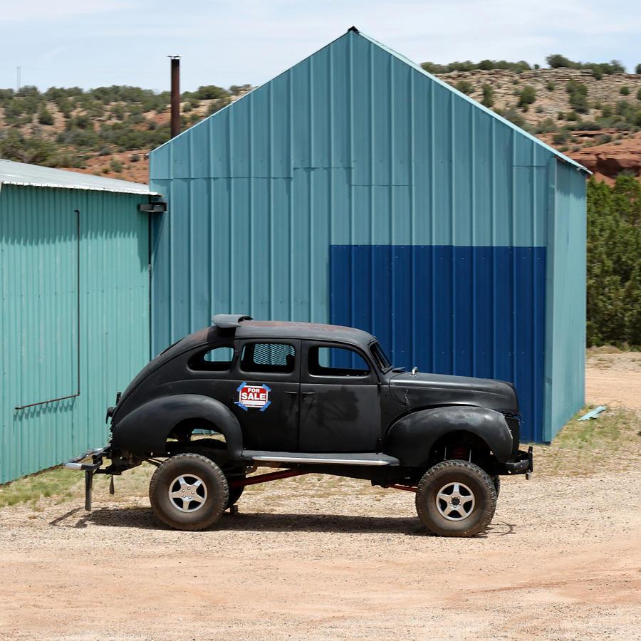 Car For Sale Photograph
