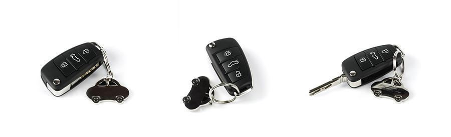 Car Keys Photograph by Republica