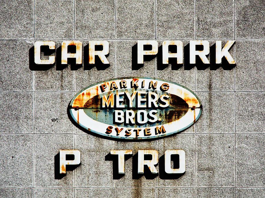 Car Park by Osvaldo Hamer