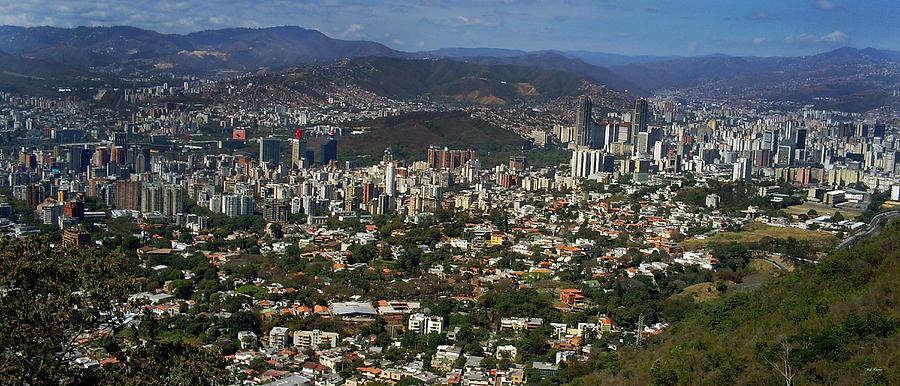 Caracas by Bibi Rojas