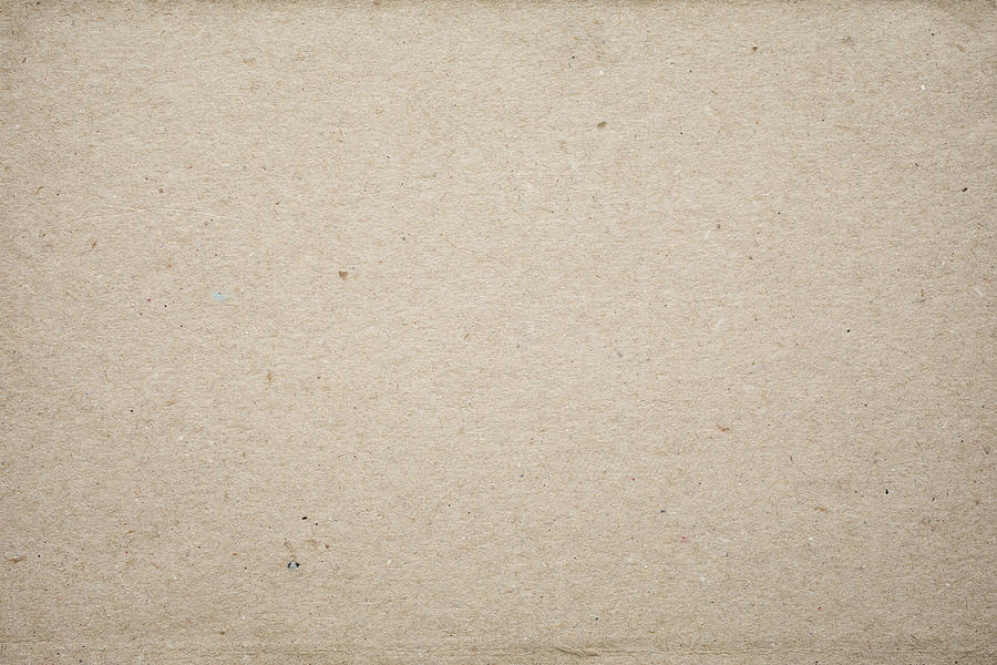 Cardboard Texture Background Photograph by Katsumi Murouchi