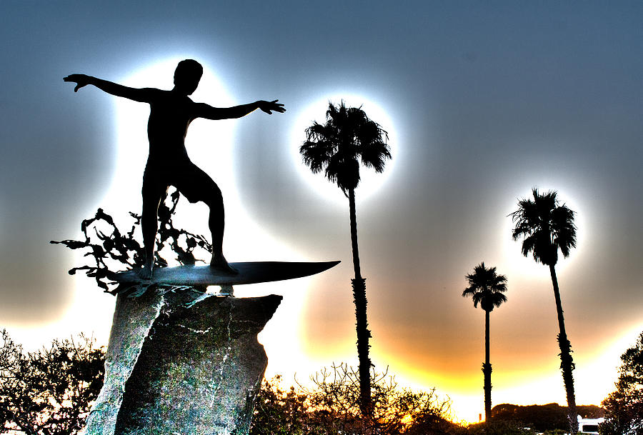 Cardiff Photograph - Cardiff Kook by Ann Patterson