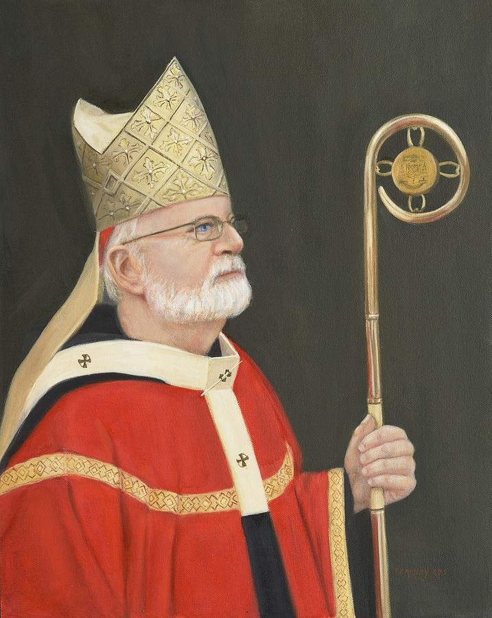 Cardinal Sean Patrick O Malley O F M Cap