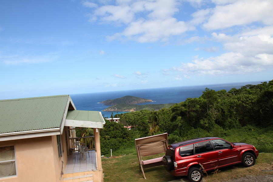 Cruise Photograph - Caribbean Cruise - St Thomas - 1212172 by DC Photographer
