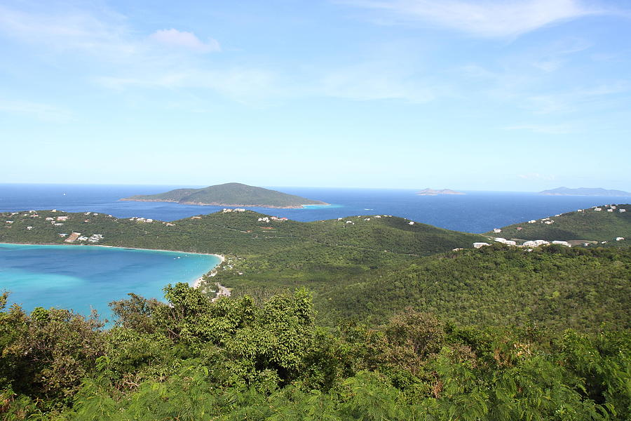 Cruise Photograph - Caribbean Cruise - St Thomas - 1212240 by DC Photographer