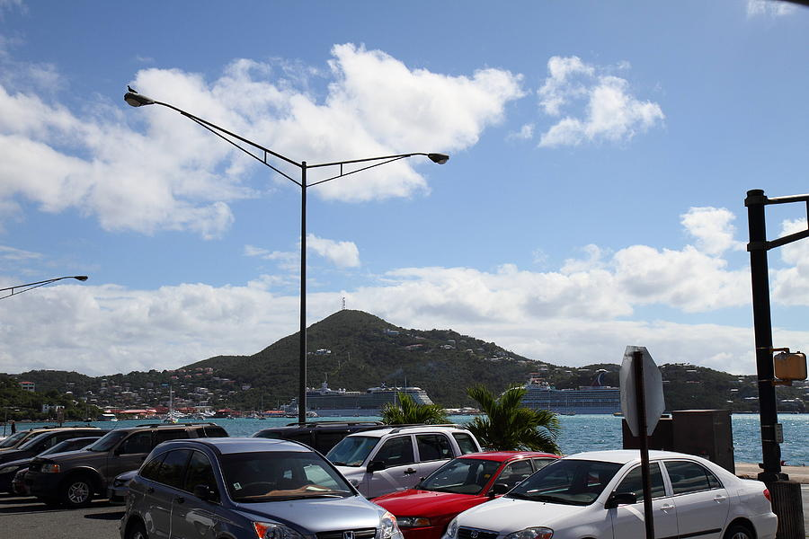 Cruise Photograph - Caribbean Cruise - St Thomas - 121254 by DC Photographer