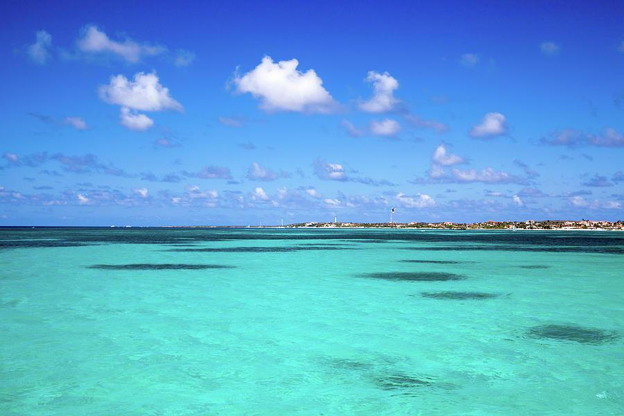 Caribbean Sea, Aruba Photograph by Daniel A. Leifheit