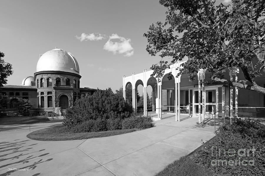 Carleton Photograph - Carleton College Goodsell Observatory by University Icons