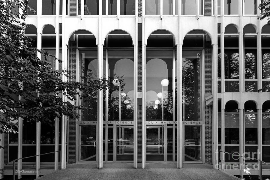 Carleton Photograph - Carleton College Olin Hall by University Icons