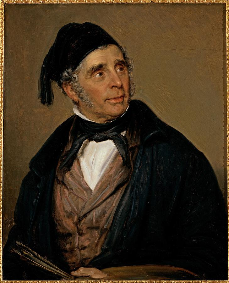Portrait Photograph - Carnovali Giovanni Know As Piccio by Everett