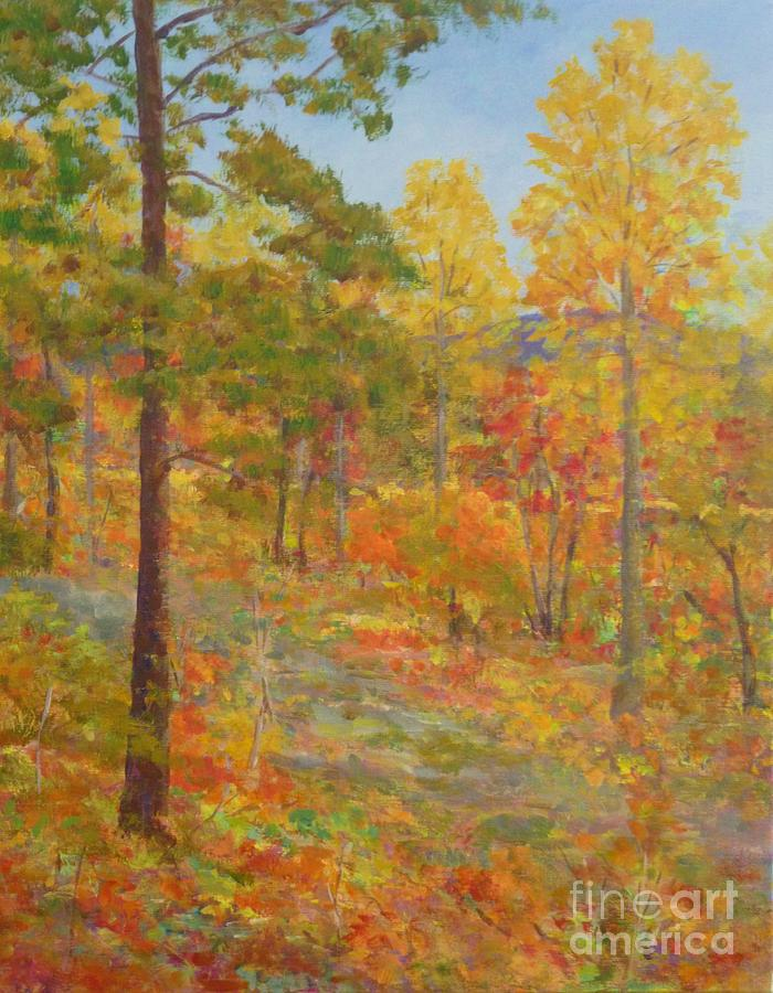Carolina Autumn Gold by Gail Kent