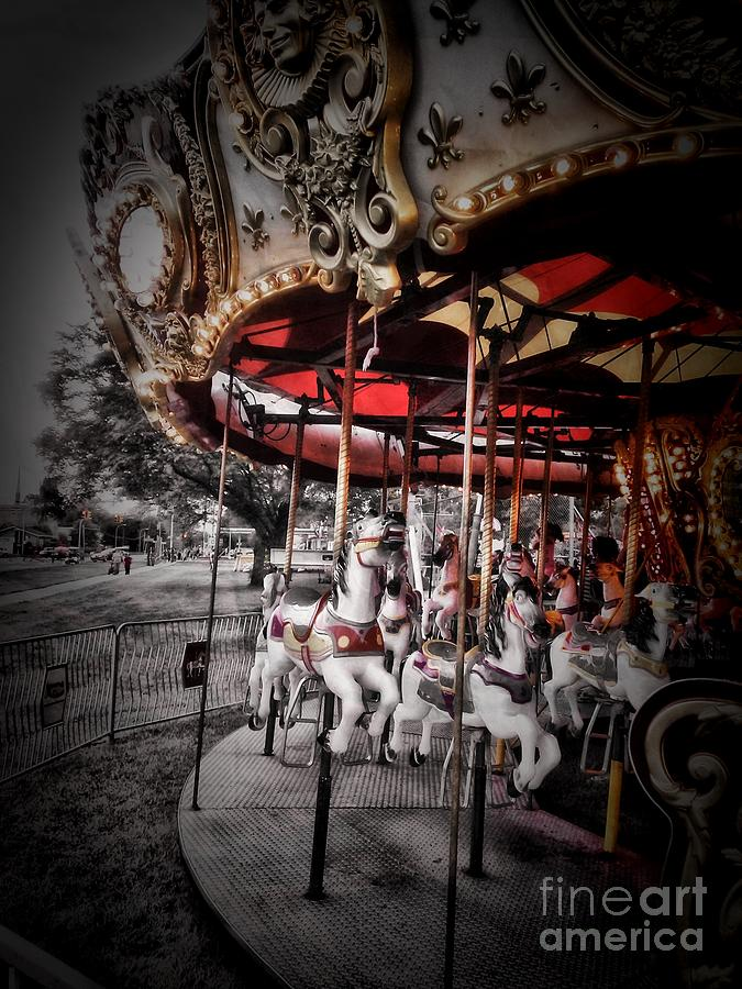 Carousel 2 by September  Stone