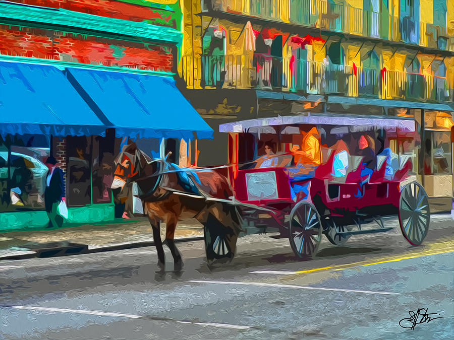 New Orleans Horse And Carriage Tours