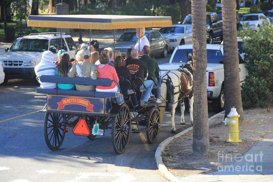 Carriage Tour by Richard Amble