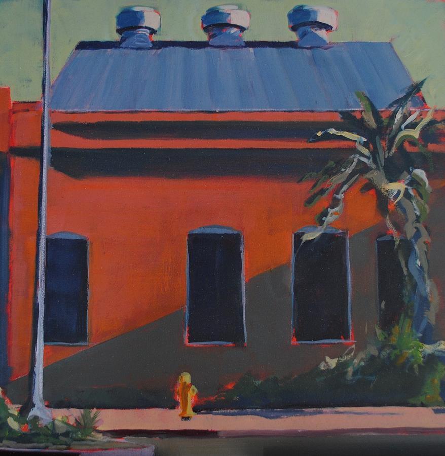 Pomona Painting - Carrot by Richard  Willson