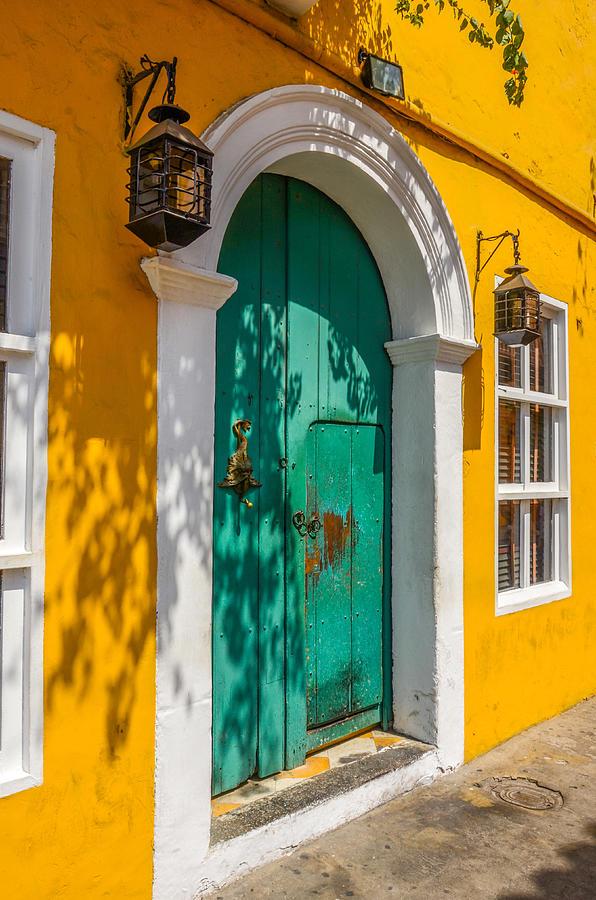 Cartagena Photograph by Chris  Taylor