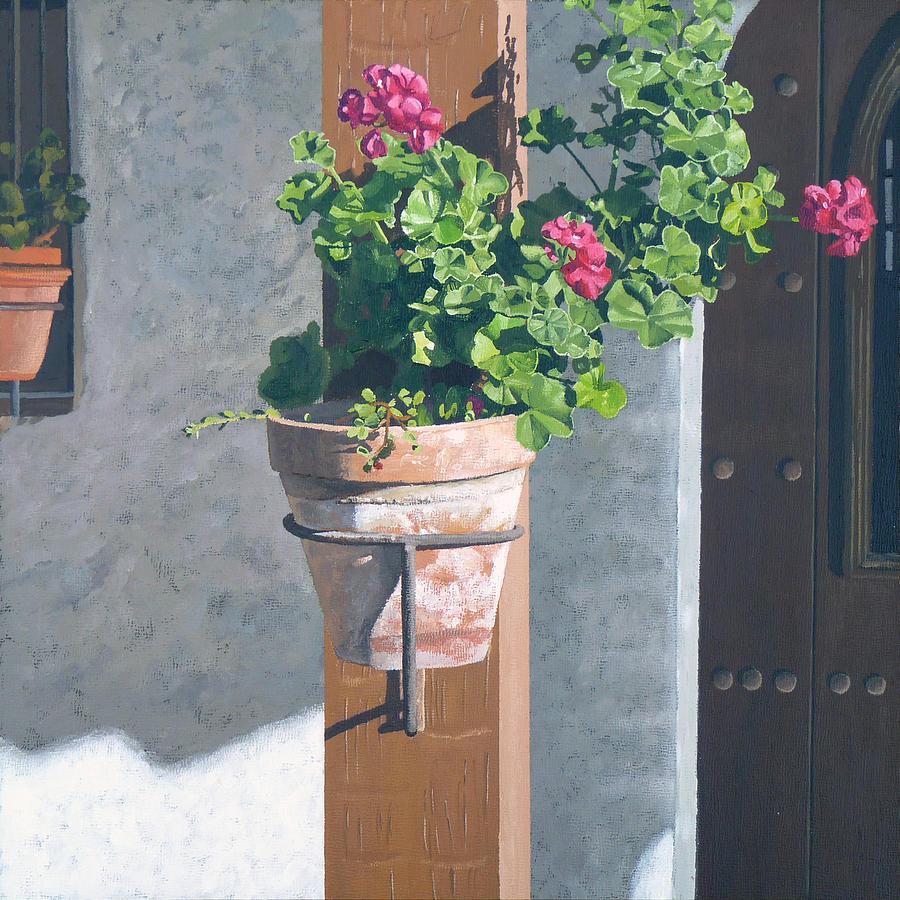 Casa Romantica Four Painting